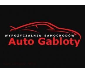 Wynajem samochodów w niskiej cenie - Auto Gabloty