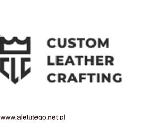 Kurtki skórzane na wymiar od Custom Leather Crafting