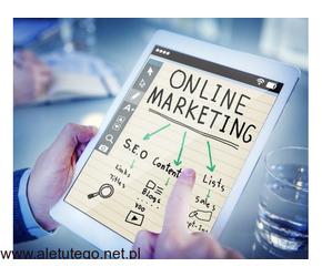 Marketing internetowy, teksty i optymalizacje SEO, tworzenie stron i zarządzanie WWW