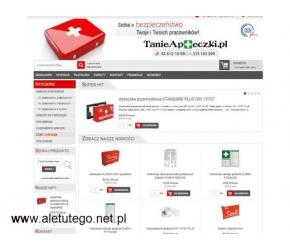 TanieApteczki.pl - apteczka din 13164