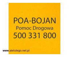 Poa-Bojan - prawdopodobnie najlepsza pomoc drogowa z Łodzi